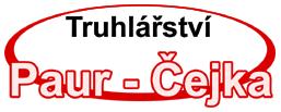 Logo truhlářství Paur a Čejka - skok na domácí stránku